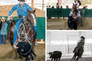 Giddy Up to the Mid-State Classic High School Rodeo