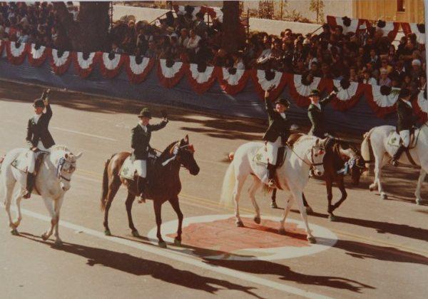 Experiencing the Tournament of Roses Parade via Horseback | SLO Horse News