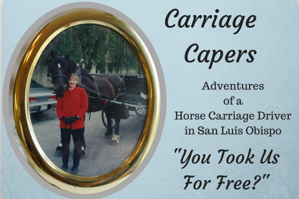 A Horse Carriage Ride Impacts Lives | SLO Horse News