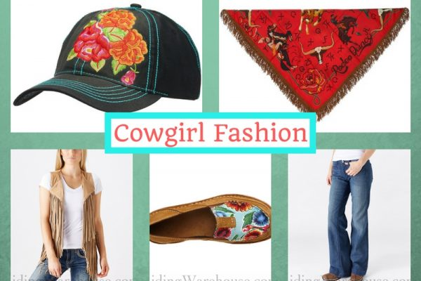 Cowgirl Fashion | SLO Horse News
