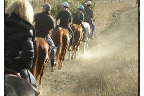 SLO County Guided Trail Rides