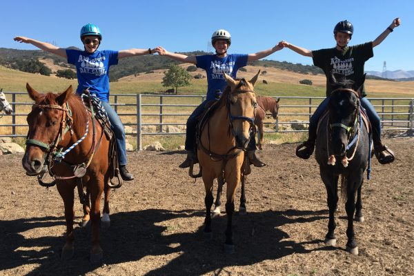 Summer Horse Camp: Girls, Horses and Life Memories | SLO Horse News