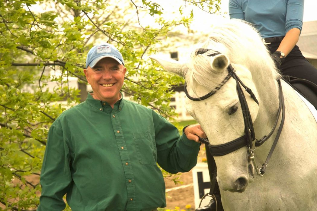 Bring Out the Best in Your Riding with German Dressage Instructor Gerhard Politz | SLO Horse News