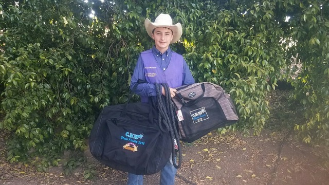 15 Local Jr. High Rodeo Contestants Qualify for Nationals | SLO Horse News