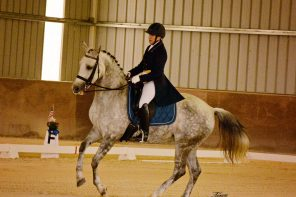 Get into the Local Dressage Action at Two SLO-CDS Dressage Shows