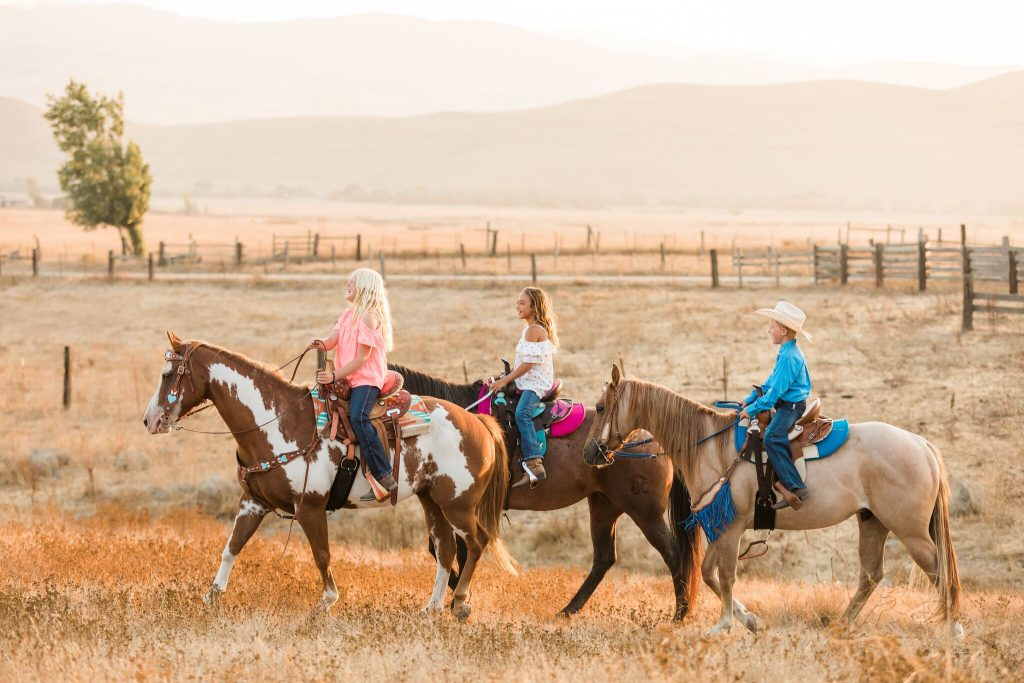 Riding Free Tack Company - Riding Tack Created by Kids for Kids | SLO Horse News