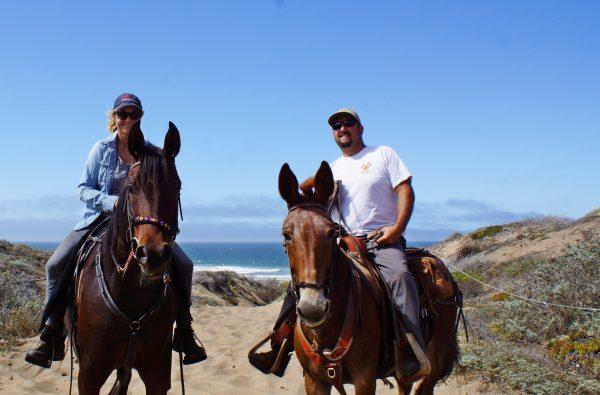 No-Camping Horse Camping : Sea Pines Golf Resort | SLO Horse News