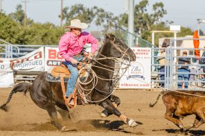 Local Teen Rodeo Contestant Jared Javadi on the Road to the Jr. American Rodeo