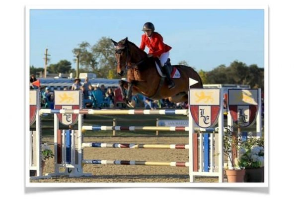 Enjoy a Variety of Fun Classes at an Open Jumper Schooling Show | SLO Horse News