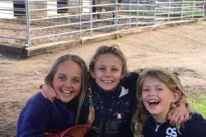 Kid's Day at a Horse Ranch – Not Just a Random Act of Kindness