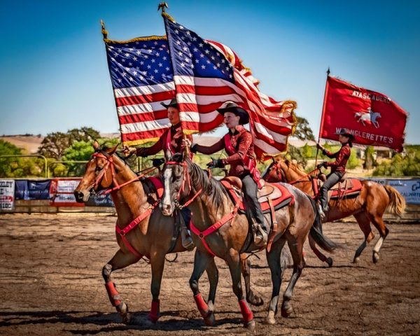 Capturing Joy and the Pioneer Spirit : Creston Rodeo Impressions | SLO Horse News