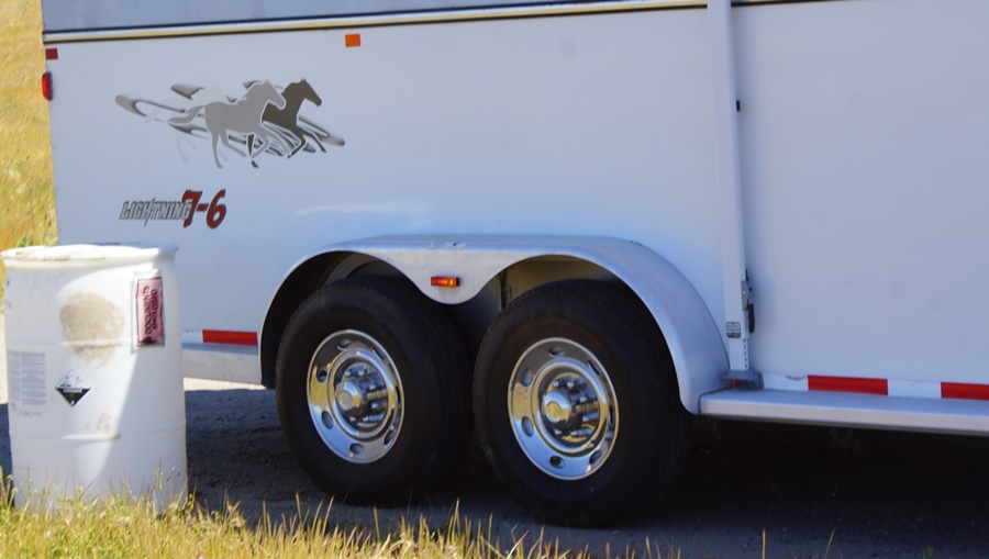How Comfortable Are You Maneuvering Your Horse Trailer
