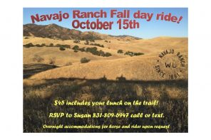 Enjoy A Day of Trail Riding with Others at Navajo Ranch