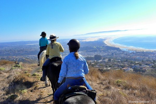 A Sneak Peek at Plans for Riding the Pismo Preserve | SLO Horse News