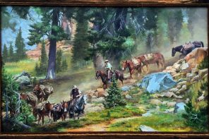 Painting a Cowboy's Story to Life and Touching the Heart: Valeriy Kagounkin