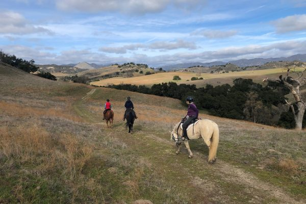 First-Ever Huasna Endurance Ride Coming Up | SLO Horse News
