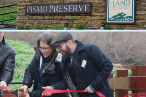 Joy Unleashed at the Pismo Preserve Ribbon Cutting Ceremony