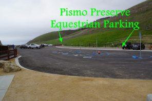 What You Need to Know About the Pismo Preserve Horse Trailer Parking