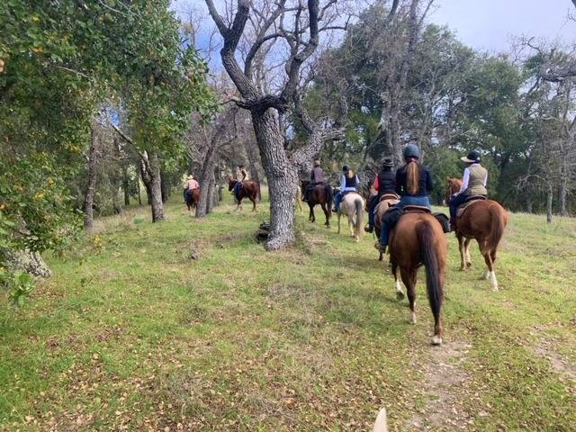 Horses and Wine Blend Together for a Great Equestrian Girls' Getaway Time  | SLO Horse News