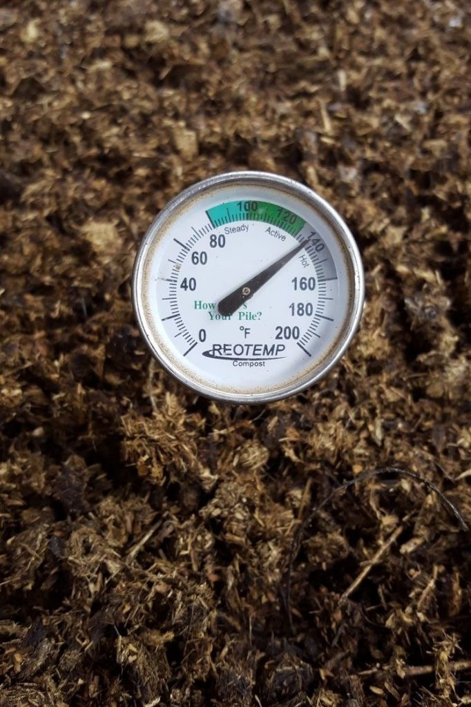 Turning Horse Manure into Gold : Horse Manure Composting | SLO Horse News