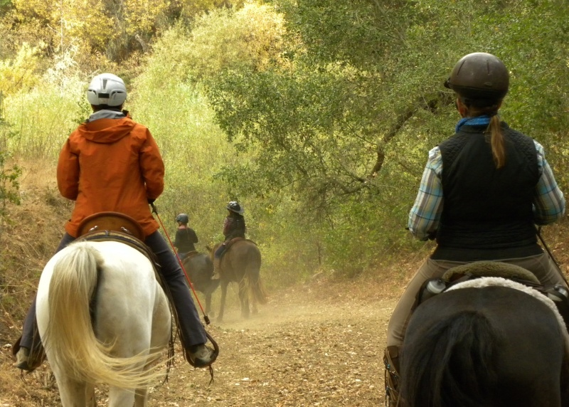 Equestrians Explore the Stunning Ranching Landscape of Santa Rita Ranch