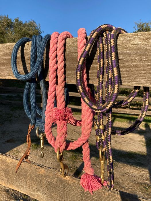 Simply a Horse Lead Rope?    SLO Horse News