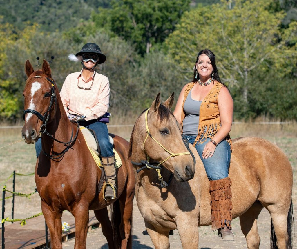 Monthly Trail Challenges Build Confidence in Horse and Rider  | SLO Horse News