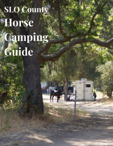 SLO County Horse Camping Guide