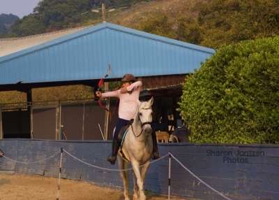 Intro to Mounted Archery September 2020